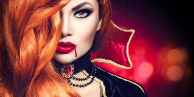 Sexy Vampire Love